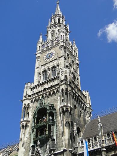 Glockenspeil - Neues Rathaus