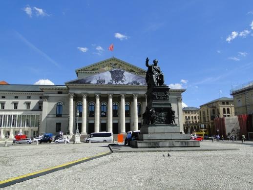 Teatro Nacional de Munique, Alemanha