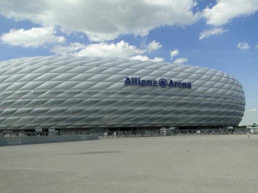 Allianz Arena - Munique, Alemanha