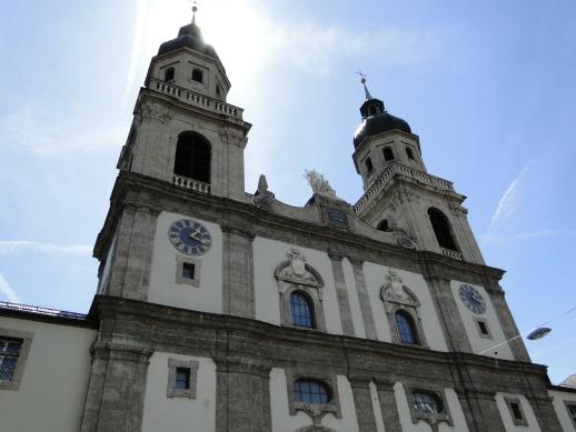 Jesuitenkirche - Igreja Jesuíta - Innsbruck, Áustria